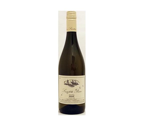 Szentesi A Cuvée 2011 száraz fehérbor