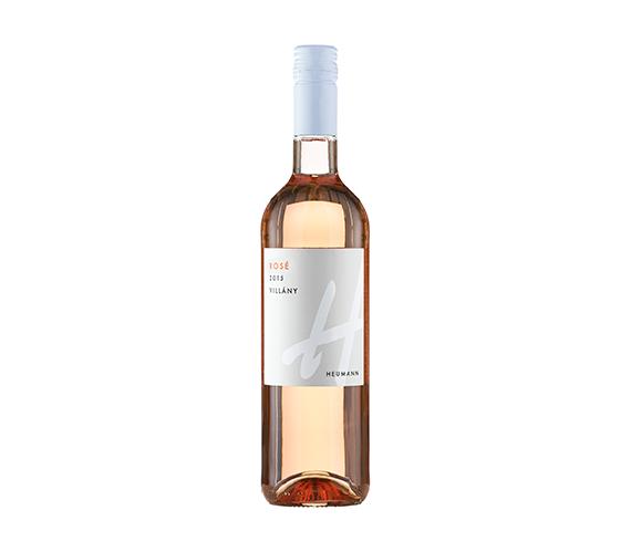 Heumann Rosé Cuvée 2015 száraz rosébor