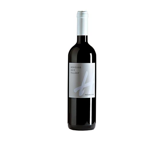 Heumann Borosso 2012 száraz vörösbor